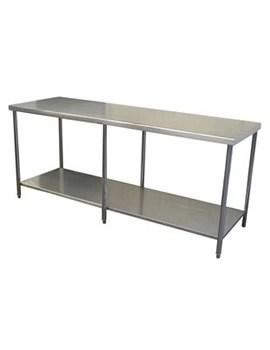 Carpinteria metalica - Mesa de trabajo metalica ...